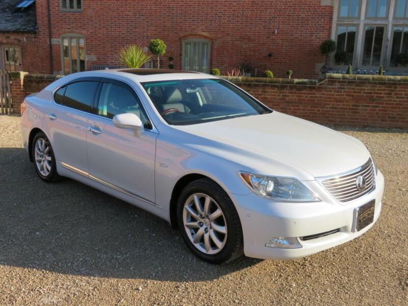 Image of LEXUS LS 460i - 2006 7K MILES FROM NEW 1 OVERSEAS OWNER FROM NEW