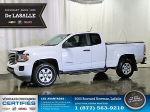 2015 GMC Canyon EXT CAB, SWT Like New..!