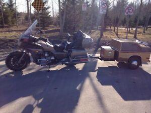 Trailer de moto