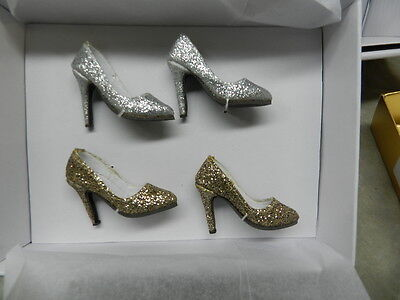 """Tonner """"Even More"""" Shoes   chic body,  fit ellowyne wilde foot"""
