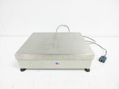 Omega Lsc7000-100 Platform Scales Low Range For Use With Remote Indicator