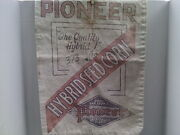 Antique Advertising Feed Sack