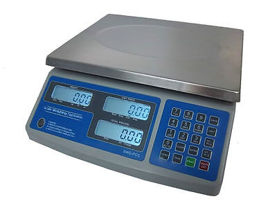 SWS-PCS-Series 60 Lb NTEP Legal For Trade Price Digital Computing Scale