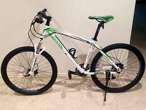 2016Tropix Mariano MTB Bike-Black Shimano27speed Tektro Oil Disc Dingley Village Kingston Area Preview