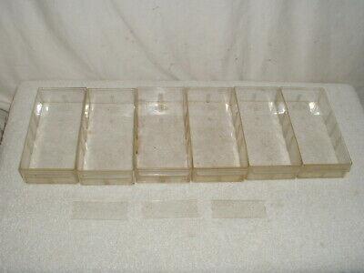 6 Vintage Akro-mils Storage Cabinet Replacement Drawer Screwnutbolt 20-501