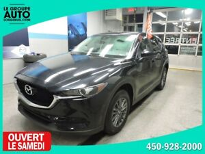 2018 Mazda CX-5 GS AWD GROUPE CONFORT  CUIR/SUEDE MAG TOIT ET PL