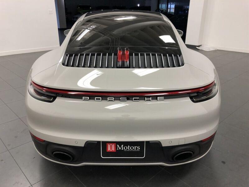 Image 6 Coche Americano usado Porsche 911 2020