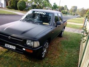 Toyota hilux 1992 Marsfield Ryde Area Preview