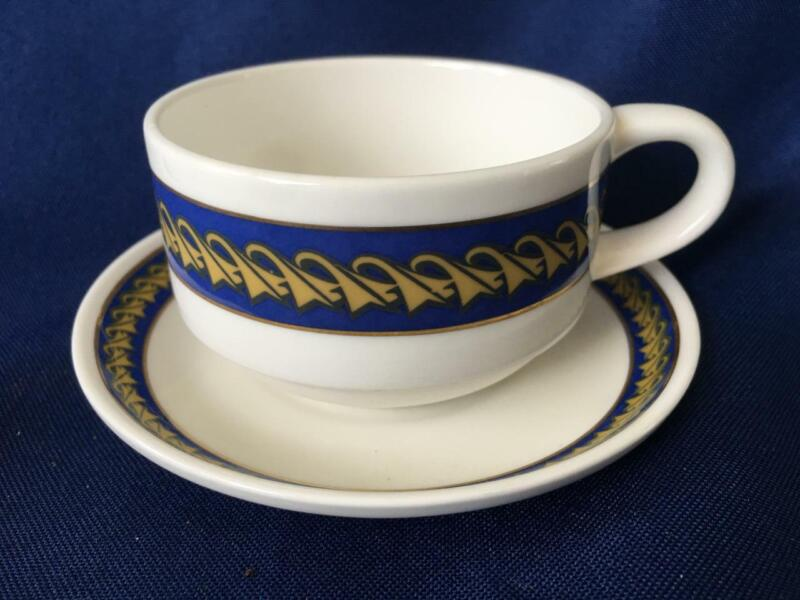 Royal Doulton British Airways Concorde Cup and Saucer Mint Made England
