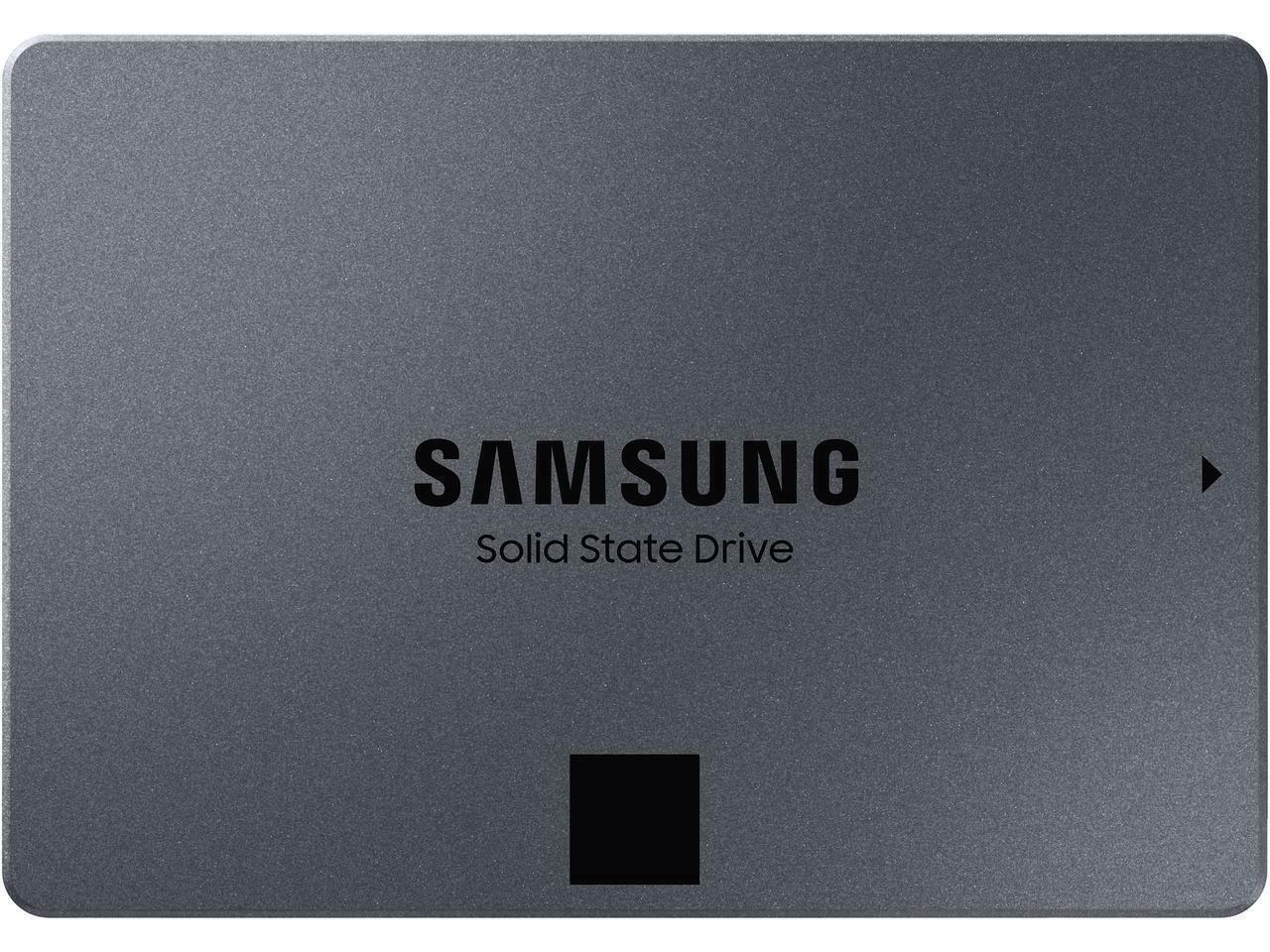 Samsung SSD 860 QVO 1TB 2TB 4TB SATA III 2.5