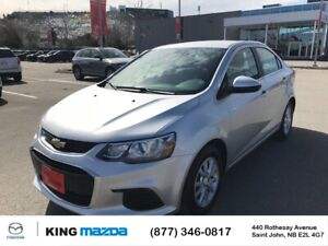 2017 Chevrolet Sonic LT Auto Auto..Air..Remote Start..Heated...