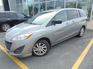 2012 Mazda Mazda5 6 PASSAGERS AUTOMATIQUE CLIMATISEUR