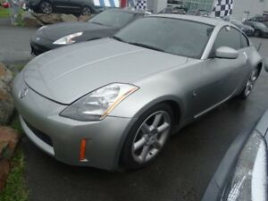 2003 Nissan 350Z TOURING/CUIR/AUTOMATIQUE/PROPULSION/