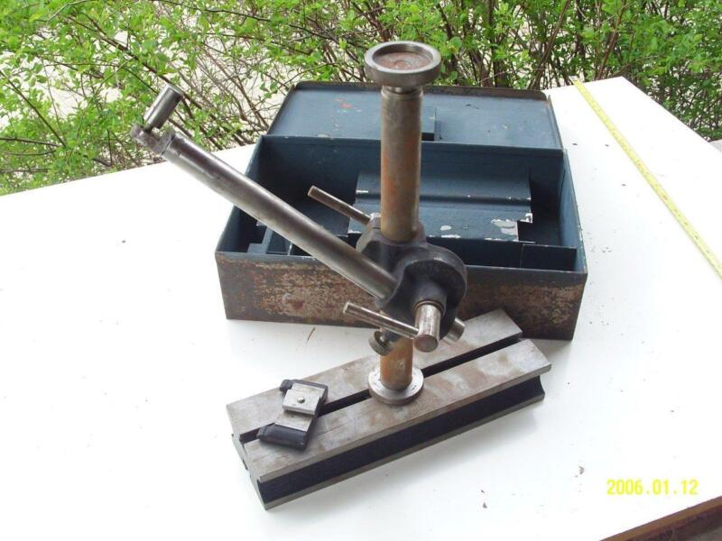 Brown and Sharpe 731 Indicator Stand Surface Gage LARGE