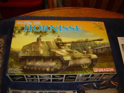 Dragon Armor Pro 7234 Sd.Kfz.164 Hornisse Box open Kit sealed 2005 1/72 Kit