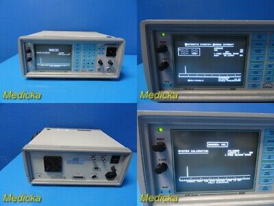 Sonomed Ab-5500 Ab Scan Ophthalmic Ultrasound Wo Transducers 23113