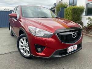 2012 Mazda CX-5 KE1021 Grand Touring SKYACTIV-Drive AWD Red 6 Speed Sports Automatic Wagon Slacks Creek Logan Area Preview