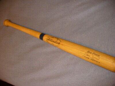 "Vintage Cleon Jones Model Adirondack 302SF Wood 31"" Baseball Bat 1969 Mets"