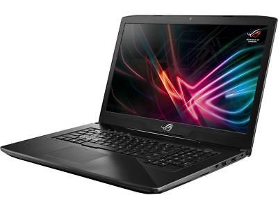"ROG Strix GL703VM 17.3"" 120Hz Laptop i7-7700HQ 16GB RAM 1TB SSHD GTX1060 6GB"
