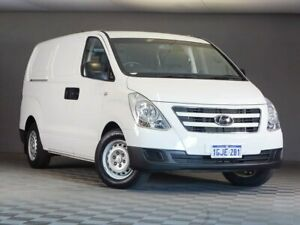 2017 Hyundai iLOAD TQ3-V Series II MY17 White 5 Speed Automatic Van Maddington Gosnells Area Preview