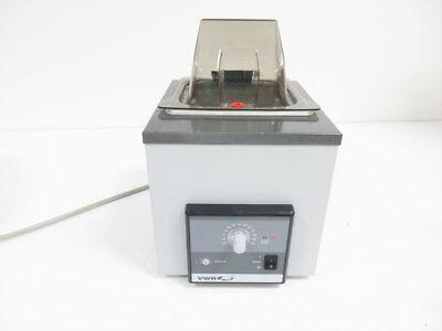 Vwr 97025-110 2l Analog Water Bath 5 To 100 C Hot