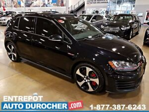 2015 Volkswagen Golf GTI Performance - A/C - NAVIGATION - TOIT O