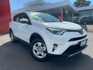 2018 Toyota RAV4 ASA44R GX AWD White 6 Speed Sports Automatic Wagon Traralgon Latrobe Valley Preview