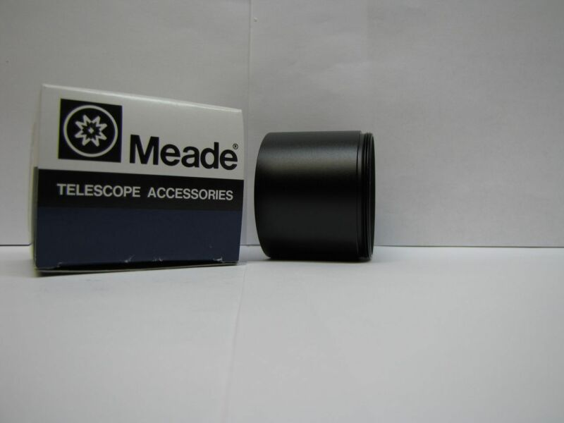 Meade Telescope 2 inch Extension Tube 07474 #868 - New Old Stock