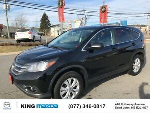 2013 Honda CR-V EX AWD..LOW KMS..POWER ROOF..HEATED SEATS..BACKU