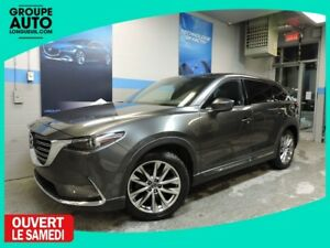2016 Mazda CX-9 GT CUIR MAGS 7 PASSAGERS GPS BOSE VERY LUXURIOUS