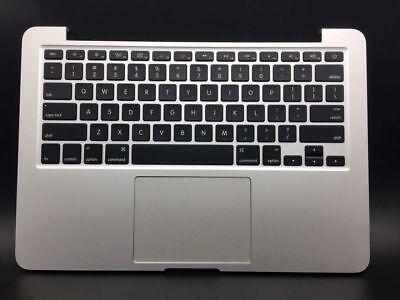 "Apple MacBook Pro 13"" A1502 2015 Top Case A1582 Battery Keyboard TrackPad READ"