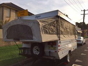 1994 Jayco Swan Pop Top Caravan Fairy Meadow Wollongong Area Preview
