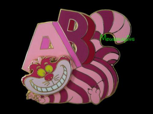 Alice in Wonderland CHESHIRE CAT Disney Studio Store 3D LE300 Pin