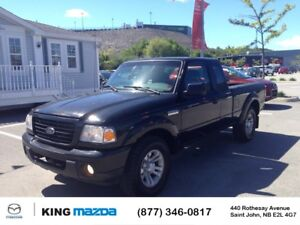 2008 Ford Ranger SPORT 4X4 UPDATED MVI...GREAT TIRES..4X4...TOW