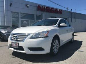2013 Nissan Sentra 1.8 S, Air Conditioning,