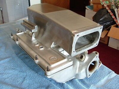 Custom EFI Intake Manifold for SBC