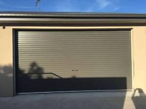 Merlin motorised garage roller door with 2 remote controls Blacktown Blacktown Area Preview
