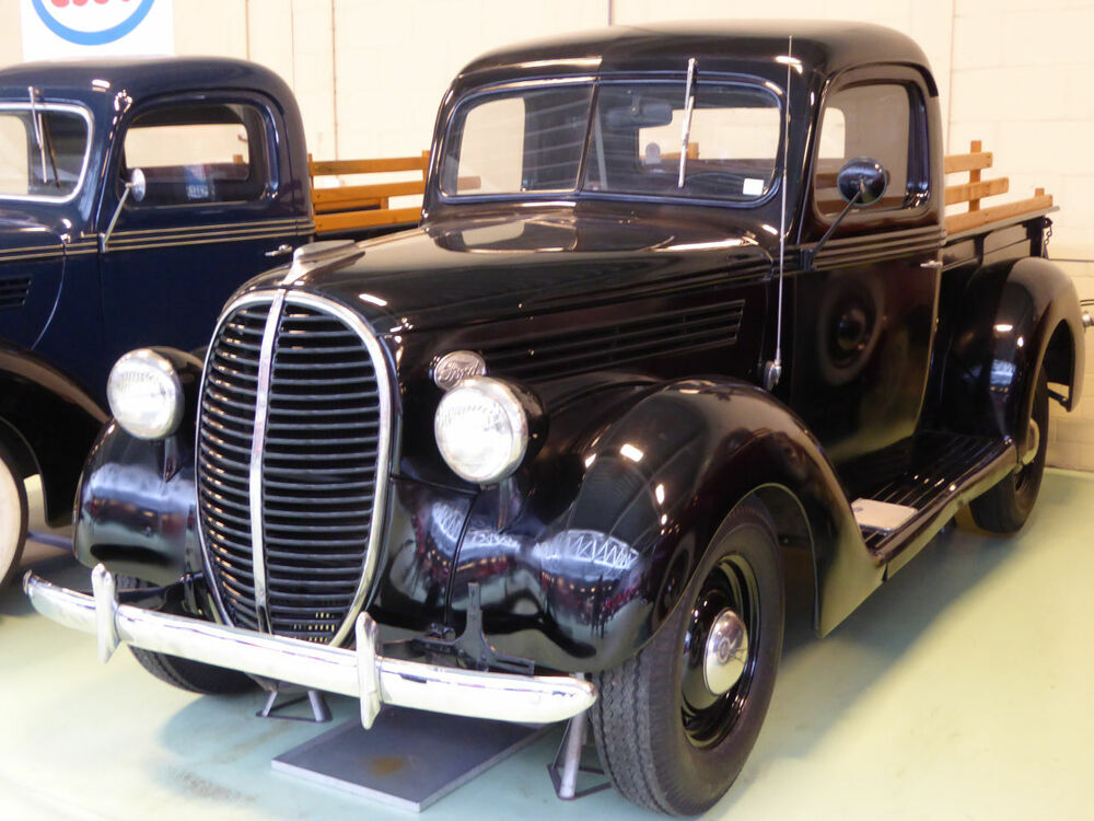 Ford 83 Pickup 1939