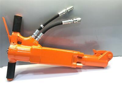 Stanley Hydraulic Br87 Demolition Hammer 1-14 Hex X 6 Shank Concrete Breaker