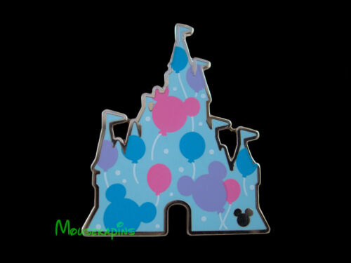 MAGIC KINGDOM CASTLE - BALLOONS Nightly Fill Projection Disney WDW 2020 PIN