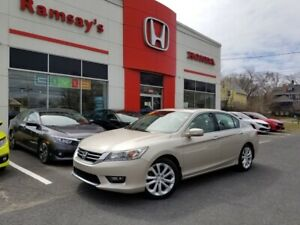 2015 Honda Accord Sedan Touring ONE OWNER V-6