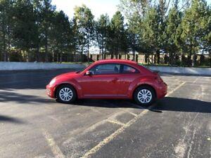 2017 VW BEETLE 1.8T FWD