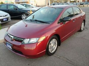 2008 Honda Civic DX-G / GOOD CONDITION / ONLY 168,000 KMS!!!