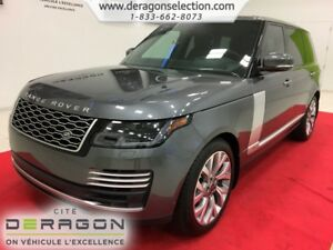 2019 Land Rover Range Rover 5.0L V8 SUPERCHARGED + AUTOBIOGRAPHY