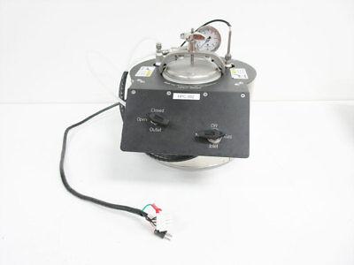 Biolytic Lab Performance Pressure Chamber 100 Psi 1 Gallon 120v Original