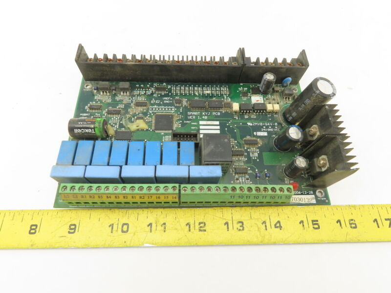 Smart KYJ PCB Version 1.4B Control Circuit Board From Eaton EC-SRW3-VSD-100-230