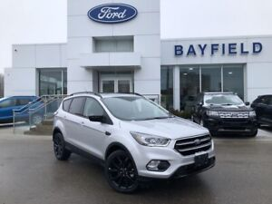 2018 Ford Escape SE FOG LAMPS CRUISE CONTROL SUNROOF REARVIEW...