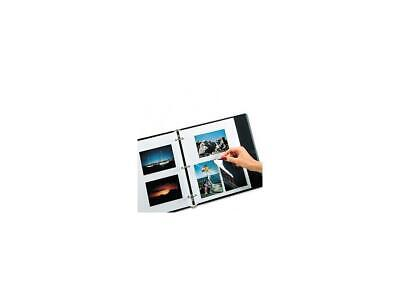 C-line 85050 Redi-mount Photo Sheets 3-hole Punched 11 X 9 50 Sheetsbox
