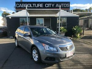 2013 Holden Cruze JH MY13 CD Grey 6 Speed Automatic Sportswagon Morayfield Caboolture Area Preview