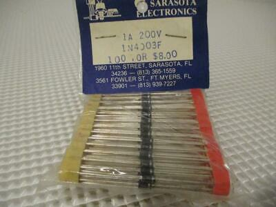 One New Lot Of 14 Vintage Sarasota Electronics Resistors Radio Crystal 12mn2.